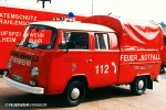 MTF 3, VW Bully Typ 2, Bj. 1975, a. D. 1993