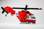 Klassisches Farbschema auch bei diesem Helikopter