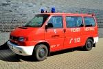 MTF 4, VW Bulli T4, Bj. 2002, Fahrzeug der FF, LZ Heißen